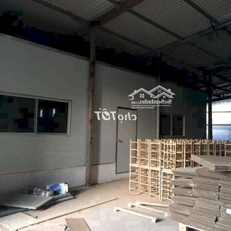 Cho Thuê Kho Xưởng 2000M2 Thuận An Đường Cont 20- Ảnh 4