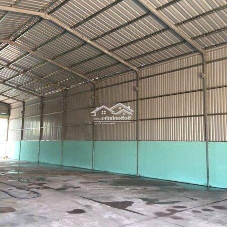 Cho Thuê Kho Xưởng 2100M Thuận An- Ảnh 1