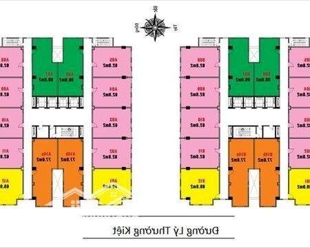 Cho Thuê Chung Cư Monarchy 76M² 2Pn- Ảnh 3