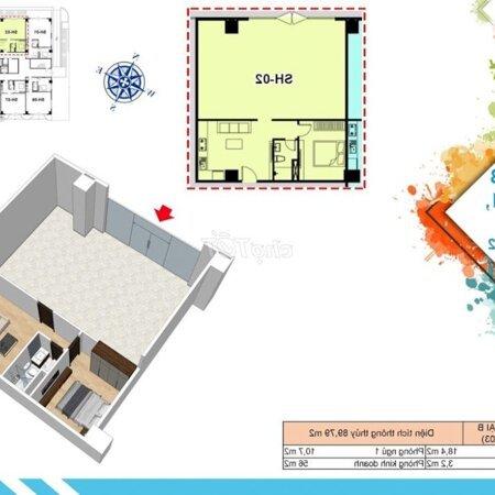 Bán Shophouse Kinh Doanh Quận Liên Chiểu 90M²- Ảnh 1