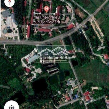 Bán Lô Góc Đườmg 24M Định Trung, Vĩnh Yên- Ảnh 3