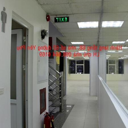 20m2 VP cho thuê tại nhà VP 8 tầng số 62 đường đôi Yên Phụ. Giá 5 triệu/tháng. LH chủ nhà 098664616- Ảnh 7