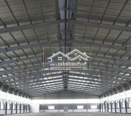 Cho Thuê Kho Xưởng Mới Kcn Hòa Khánh- Ảnh 3