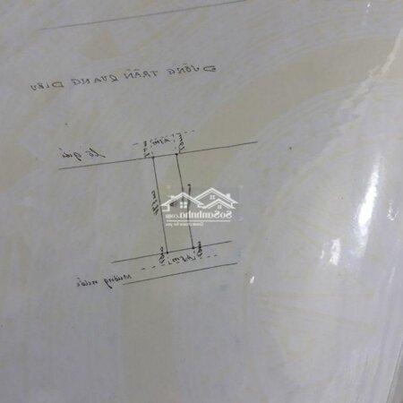 Bán Nhà Trệt Lửng Mặt Tiền Trần Quang Diệu- Ảnh 2