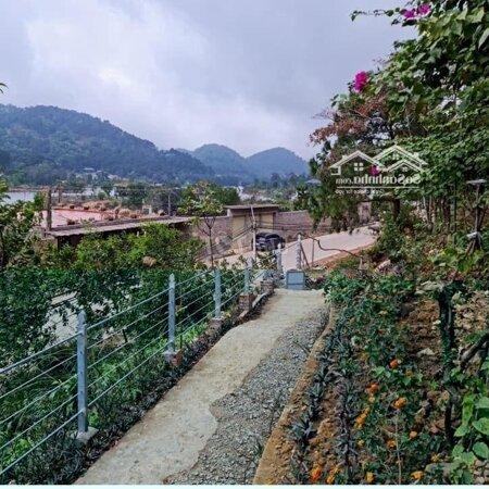 Đất View Hồ Lưng Tựa Núi Hồ Đồng Đò Sóc Sơn 1400M2- Ảnh 2