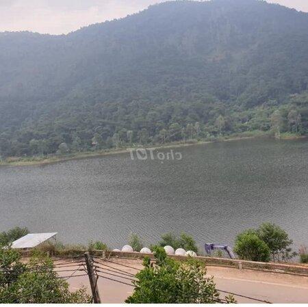 Đất View Hồ Lưng Tựa Núi Hồ Đồng Đò Sóc Sơn 1400M2- Ảnh 1