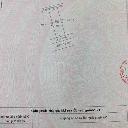 Cần Ra Gấp Lô Đất Trong Kdc Phú Hòa 1 120M2, Shr- Ảnh 1