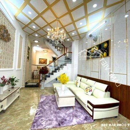 Nhà Đẹp Đúc 4 Tấm • Ngay Cổng Sân Golf Tân Sơn- Ảnh 2