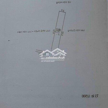 100M2 Đất Chánh Nghĩa, Sổ Hồng Riêng, Đường Xe Máy- Ảnh 5