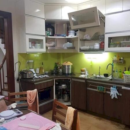 Nhà Ngõ Hào Nam, Đống Đa 40m2x 5T MT4,5m lô góc KD tốt, giá 4 tỷ- Ảnh 1