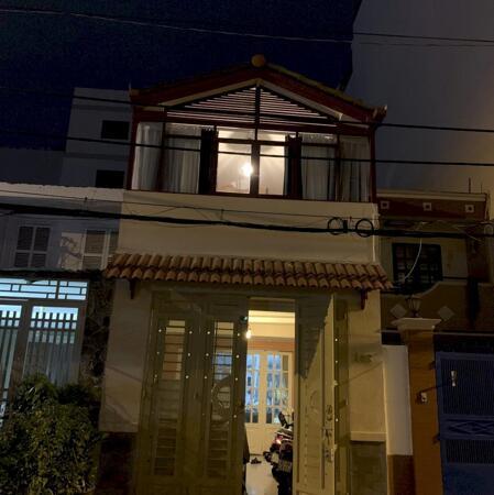Chính chủ bán gấp nhà 80m2 phường Tân Thuận Tây, Quận 7.- Ảnh 1