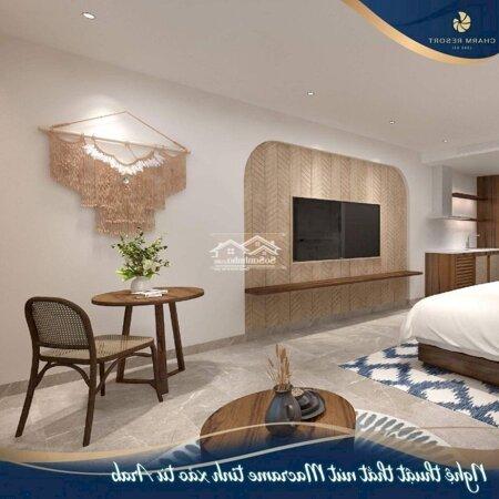 Căn Hộ Resort 5Sao Charm Long Hải Cho Thuê Cực Tốt- Ảnh 1