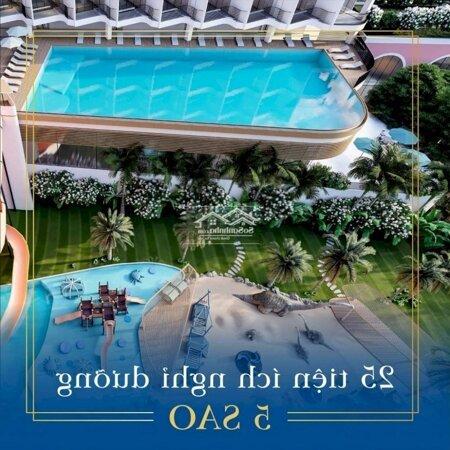 Căn Hộ Resort 5Sao Charm Long Hải Cho Thuê Cực Tốt- Ảnh 5