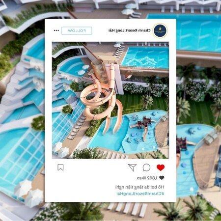 Căn Hộ Resort 5Sao Charm Long Hải Cho Thuê Cực Tốt- Ảnh 3