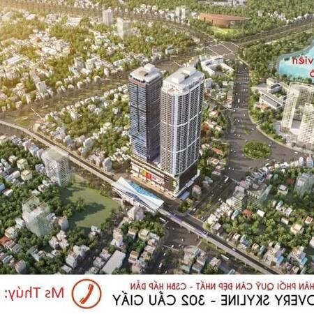SKYVILA hạng sang tại 302 CẦU GIẤY - CỦA HIẾM của thị trường chỉ có tại DISCOVERY SKYLINE- Ảnh 1