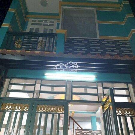 Nhà 4Mx10M Đúc 1 Lầu -Hẻm 2/ Đường 1A, Vĩnh Lộc Bc- Ảnh 1