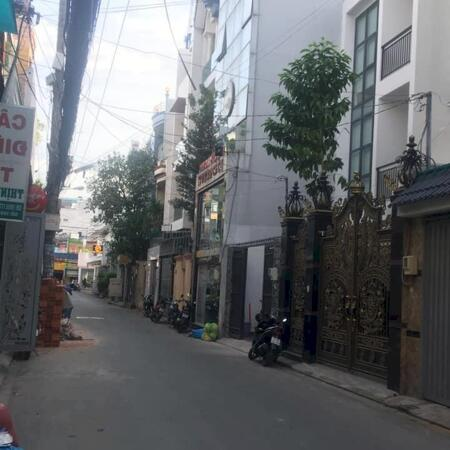 SIÊU RẺ, HXT, Lô góc Phan Huy ích, 3T, 76m2 nhỉnh 80tr/m2- Ảnh 1