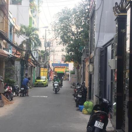 SIÊU RẺ, HXT, Lô góc Phan Huy ích, 3T, 76m2 nhỉnh 80tr/m2- Ảnh 2