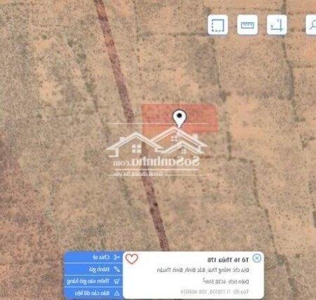 Lô Đất Ngay Mặt Đường Liên Xã Nối Ra Biển 4129M2- Ảnh 1