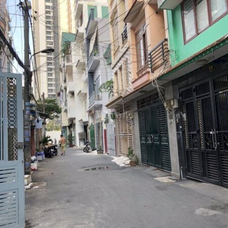 Bán 2Mt 132 Nguyễn Hữu Cảnh P22 Quận Bình Thạnh- Ảnh 1