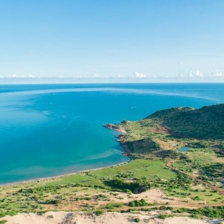 Bán lô đất view biển 7000m2 giá 2,1 tỷ chính chủ sang tên ngay khi mua- Ảnh 2