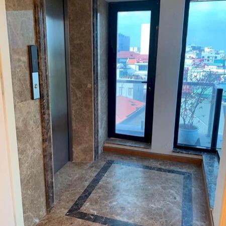Cho thuê Buiding 6 tầng thang máy, Mp Bạch Mai, Tạ Quang Bưu, Hai Bà Trưng, 86 triệu- Ảnh 3