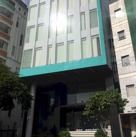 Cho thuê toà nhà mặt tiền 200 Lê Lai, Phường Bến Thành, Quận 1- Ảnh 1