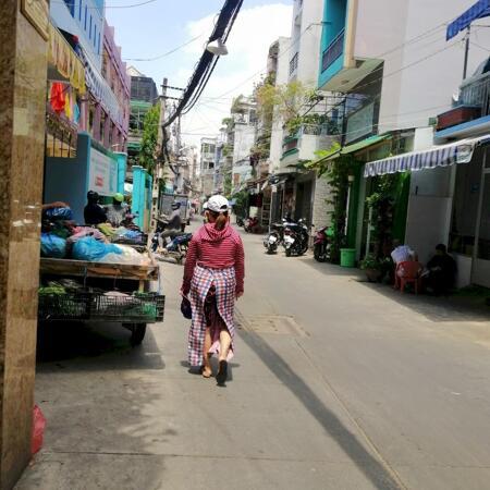 Nhà gần MT Trần Văn Quang Tân Bình 1T + 3L - 4.5m x 7m chỉ 5.55 tỷ- Ảnh 2
