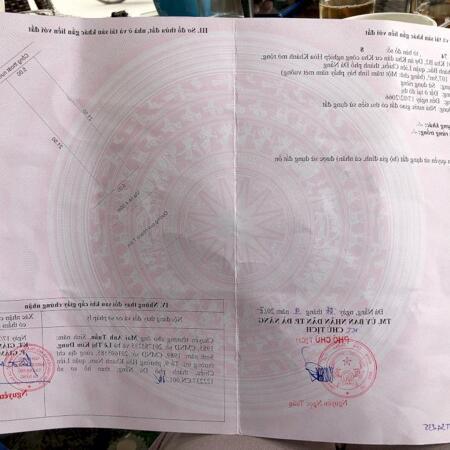 Chính chủ cần bán mảnh đất đẹp tại Hòa Khánh Bắc, Liên Chiểu, Đà Nẵng,lh: 0935456077- Ảnh 1