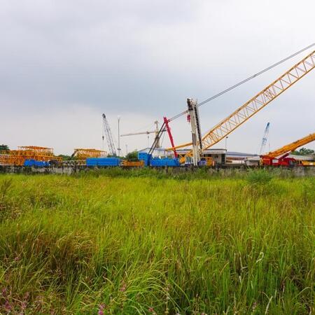Bán 3,8ha đất công nghiệp Văn Giang, Hưng Yên. Cách mặt đường 379 khoảng 300m- Ảnh 1
