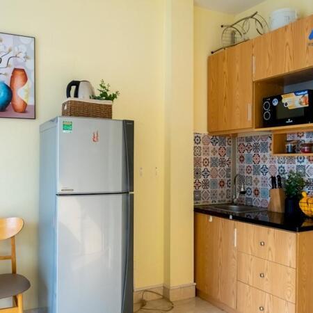 Phòng Thuê Studio 02 VnaHomes 620 Lạc Long Quân Cửa Sổ Toàn Cảnh- Ảnh 2