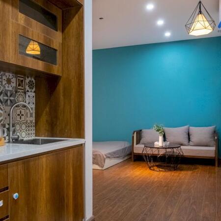 Phòng Thuê Tiêu Chuẩn Khách Sạn 4 Sao VnaHomes 26 Võng Thị- Ảnh 2