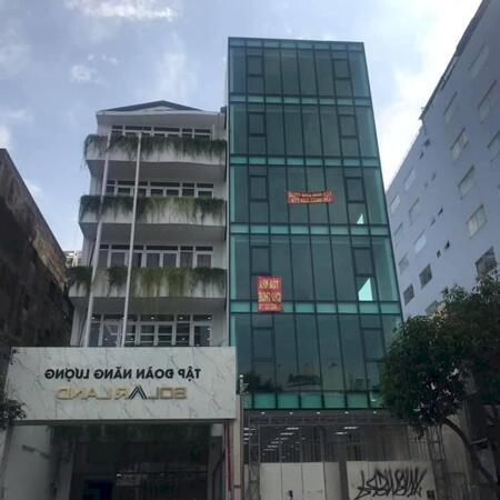 Bán và cho thuê tòa nhà văn phòng Mặt Tiền cao cấp MỚI CỨNG hầm 7 lẩu Điện Biên Phủ Quận 10 - 89 tỉ- Ảnh 1