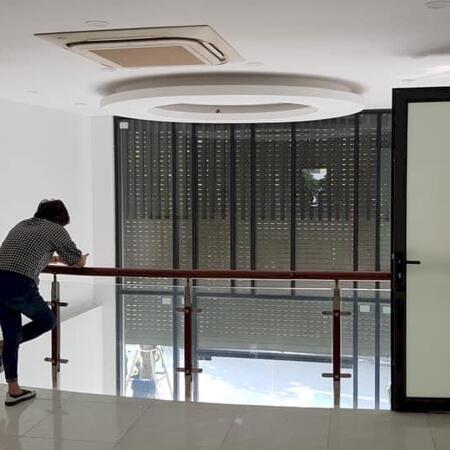 Mặt Phố Phan Kế Bính-Ba đình-thông sàn kinh doanh-Thang máy-vỉa hè 58M2-MT:6.8M.17.8 tỷ- Ảnh 5