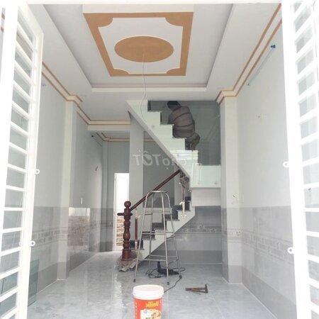 Nhà 3,3X15M 1 Lầu Chợ Bà Điểm,Phan Văn Đối- Ảnh 2