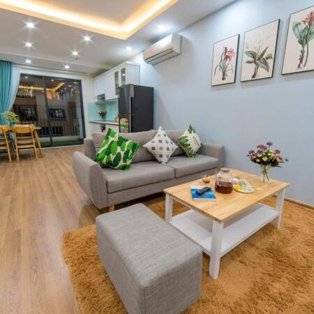 Cho thuê căn hộ chung cư 6th Element, đường Nguyễn Văn Huyên kéo dài 2 PN Full LH 0915777986- Ảnh 1