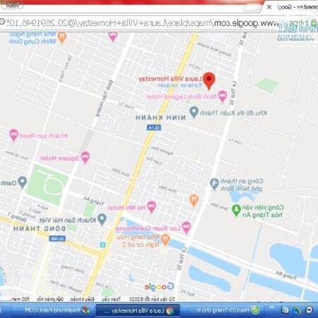 Bán Nhà Biệt thự VIP phường Ninh Khánh TP Ninh Bình- Ảnh 1