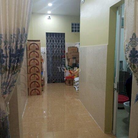 Nhà Đẹp 48M2 Hồ Thành Biên P4 Q8 13 Triệu 1T 1 Lầu2Pn- Ảnh 2