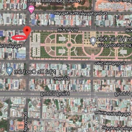 Bán lô đất mặt tiền đường Tuyên Quang, Phường Phú Thủy, TP Phan Thiết- Ảnh 5