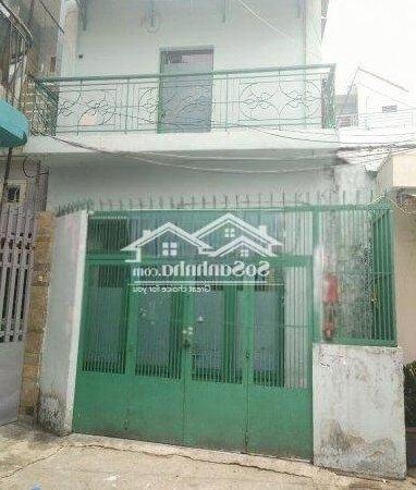 Bán Nhà Nát Hẻm 4M Quận 8 Giá 990 Triệu Shr Sang Tên- Ảnh 1