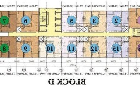 Chung Cư Diamond Riverside (City Gate Towers 2)- Ảnh 1