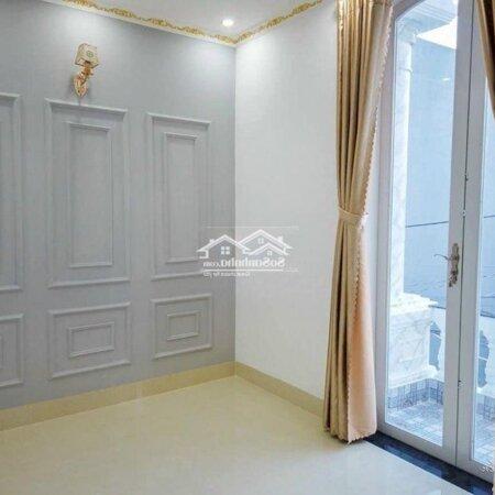Nhà Lầu Mới Xây Tuyệt Đẹp - Hẻm 9 Trần Chiên- Ảnh 9