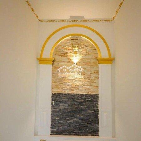 Nhà Lầu Mới Xây Tuyệt Đẹp - Hẻm 9 Trần Chiên- Ảnh 11