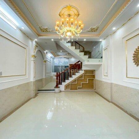 Nhà Lầu Mới Xây Tuyệt Đẹp - Hẻm 9 Trần Chiên- Ảnh 2
