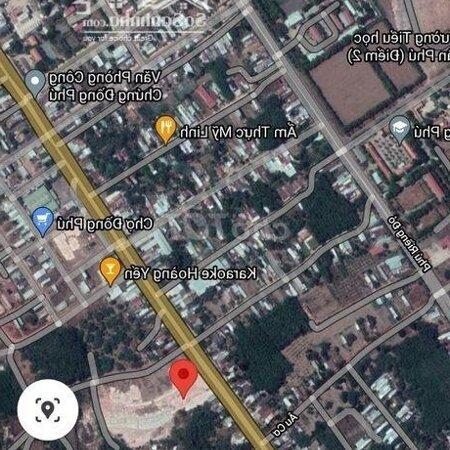 Bán Rẻ Đất Cách Dt741 50M Kế Bên Chợ Đồng Phú- Ảnh 2