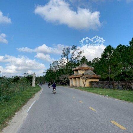 Lô Đất 239M2 2 Mặt Tiền Hồ Thừa Hương Hồ Quá Đẹp- Ảnh 3