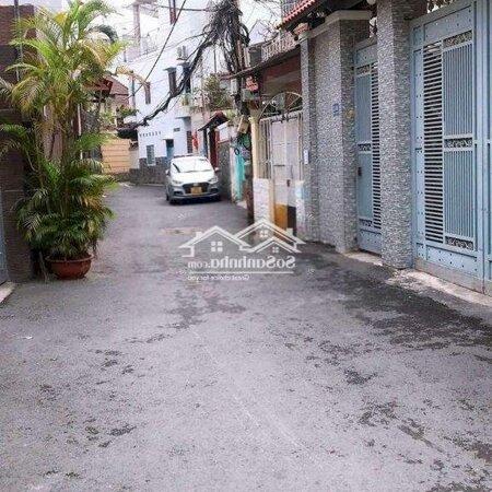 Nhà Hẻm Xe Hơi Lê Quang Định-Nơ Trăng Long 2Ty500- Ảnh 3