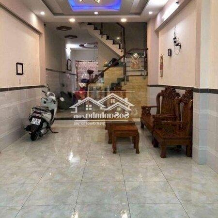 Nhà Đẹp Hẻm 5M Tân Kỳ Tân Quý 4X18M 1 Lầu 3 Phòng Ngủ3Wc- Ảnh 1