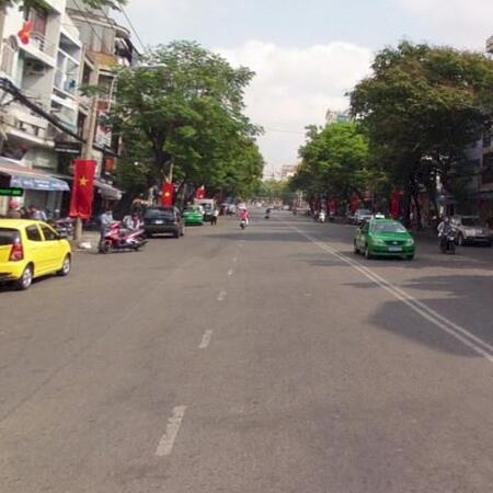 Cho thuê nhà măt tiền Nguyễn Cư Trinh Q1 3,8x19m, NH lửng 4 lầu giá 52tr- Ảnh 1