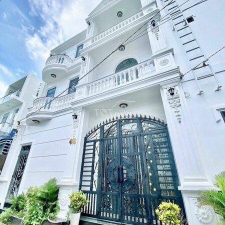 Nhà 2 Lầu Mới Đẹp - Hẻm 234 Hoàng Quốc Việt- Ảnh 1